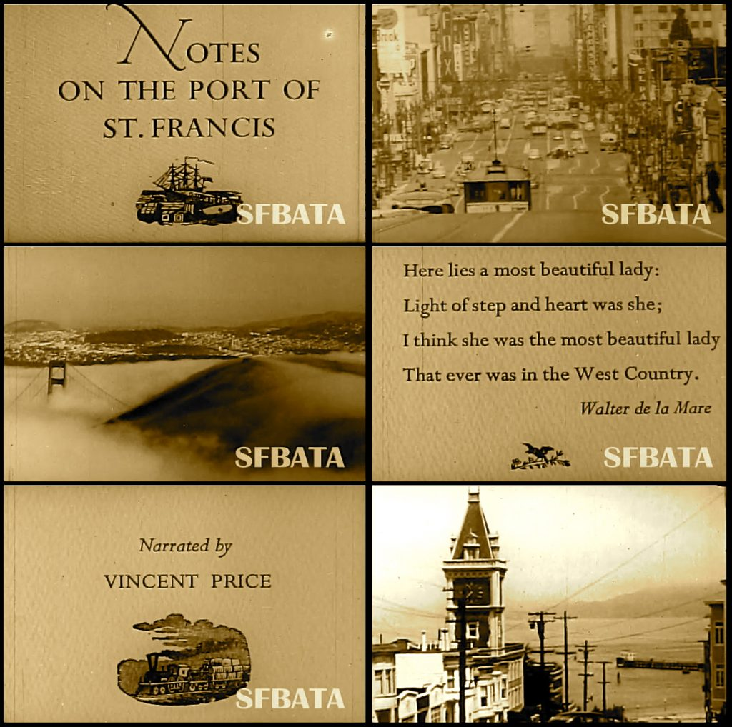 Notes on the Port of St. Francis
