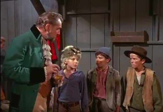 Daniel Boone | Copperhead Izzy