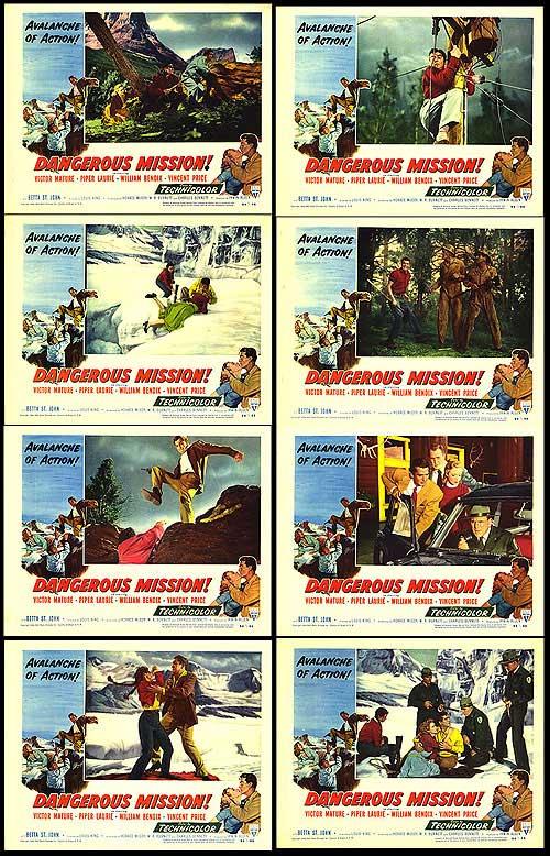 Dangerous Mission (1954)