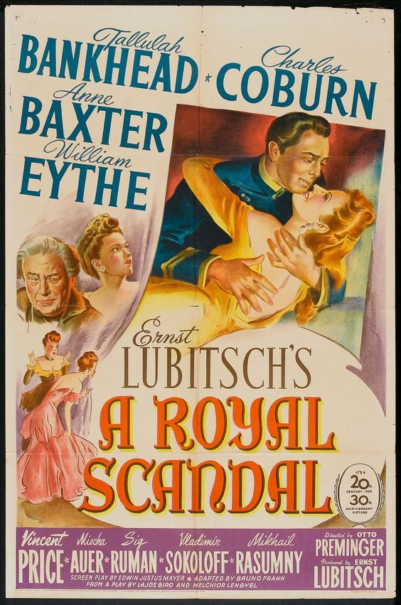 A Royal Scandal (1945)