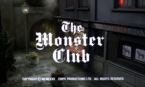The Monster Club (1980)