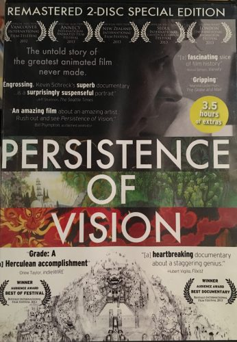 Persistence of Vision (2012)