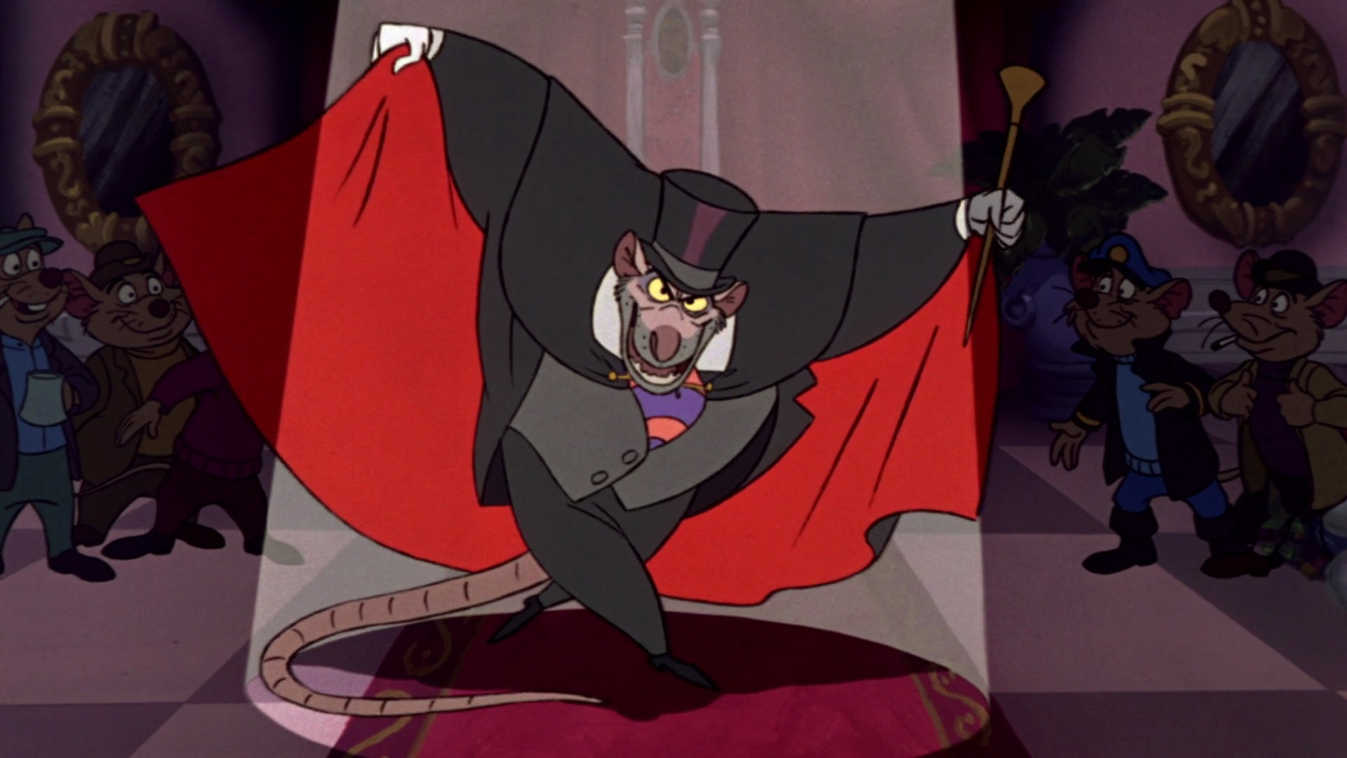 Great Mouse Detective (1986)