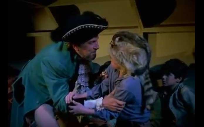 Daniel Boone   Copperhead Izzy