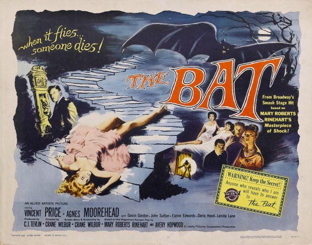 The Bat (1959)