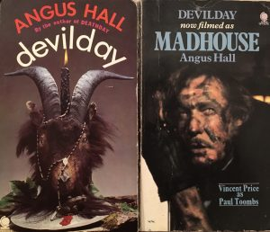 Devilday by Angus Hall